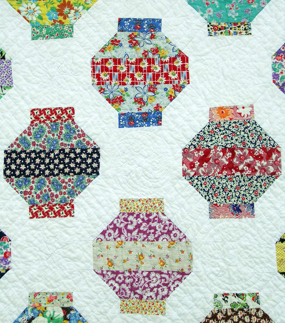 Lantern quilt q is for quilter