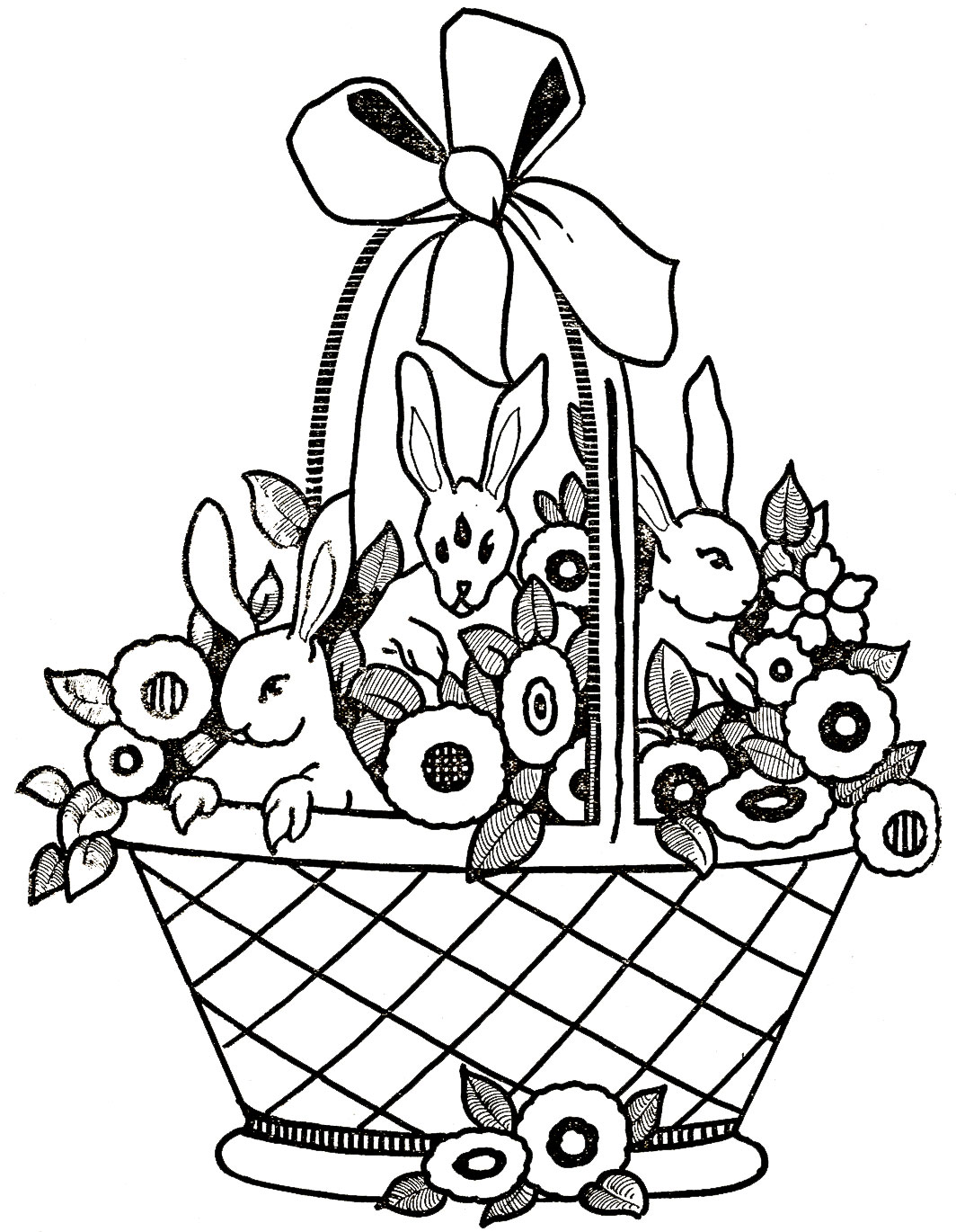 easterbasket