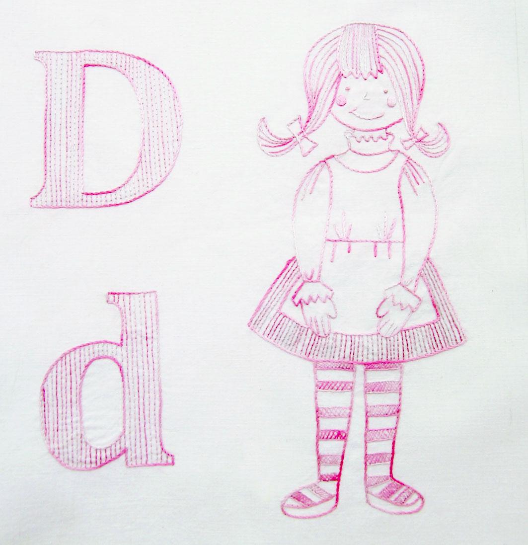 ABC-doll