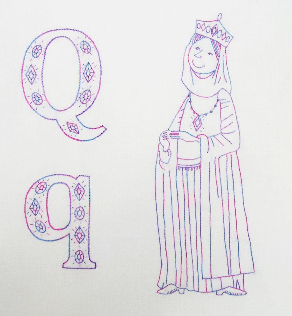 ABC-queen