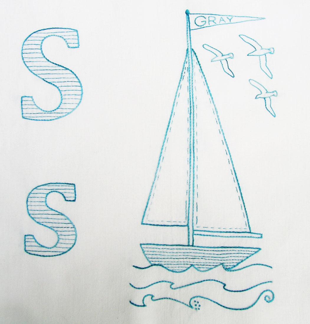 ABC-sailboat