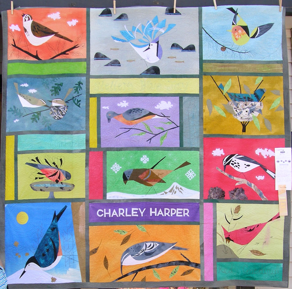 CharleyHarperQuilt