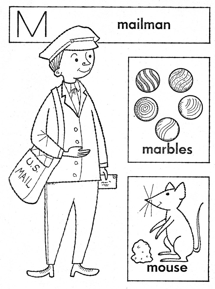 Free Mail Carrier Hat Coloring Pages Free Coloring Books By Mail